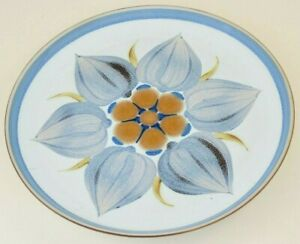 "Vintage DENBY/LANGLEY CHATSWORTH 10"" (26 cm) Dinner Plate"