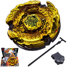 Hades Kerbecs / Hell Kerbecs BB-99 BD145DS Beyblade 4d STARTER SET WITH LAUNCHER