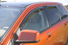 AVS 194346 in-Channel Ventvisor Side Window Deflector, 4pc for19 Jeep Compass