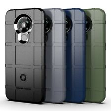 Case For Nokia 5.3 Shockproof Full Cover Rugged Shield Soft Armor
