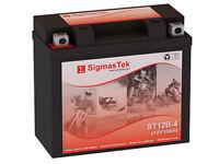 Yuasa YT12B-BS Battery (Replacement) by SigmasTek