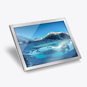 Glass Placemat 20x25 cm - Mount Cook Kea Point New Zealand  #45803