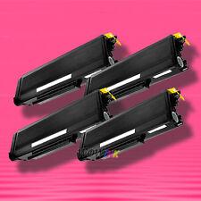 4P TONER FOR BROTHER TN-650 TN650 TN620 TN-620 HL-5340D HL-5350DN