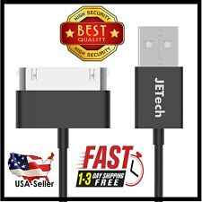 JETech USB Sync and Charging Cable for iPad 1 2 3 iPhone 4s 4 3GS 3G iPod