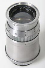 Schneider Tele-Xenar 150mm f5.5 lens in Exakta Mount UNCOATED