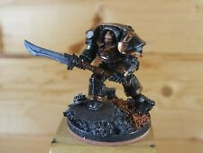FORGEWORLD LIMITED EDITION SPACE MARINE LEGION PRAETOR PAINTED (1172)