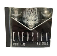 DARK SEED  HR GIGER PC RPG DARKSEED CD Rom