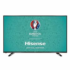 Hisense M3300 55 inch 4K HDR TV + Sony HT-CT180 Wireless Sound Bar + TV Unit