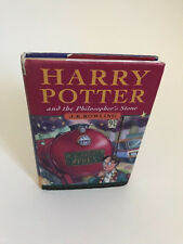 Harry Potter and The Philosophers Stone 1st edition UK 13th printing JK Rowling
