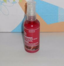 The Body Shop Pomegranate Hydrating Body Spray NEW RARE