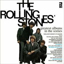 Rolling Stones: Greatest Albums in the Sixties (ShM CD) Box set 17 CDs NEW rare