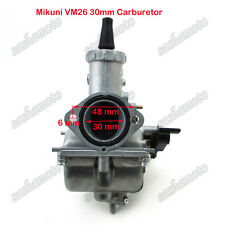 Mikuni VM26 30mm Carburetor For 150cc 160cc 200cc 250cc CRF KLX XR Pit Dirt Bike