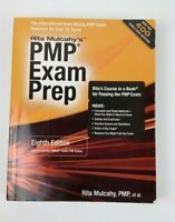PMP Exam Prep Rita Mulcahy Eight Edition With Cd-ROM Used