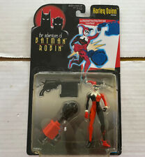 The Adventures of Batman and Robin Harley Quinn Action Figure 1997 Kenner