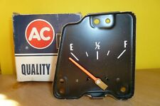 1971 Chevy Nova fuel gauge AC GM # 6431560 NOS in opened box