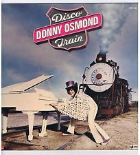 LP DONNY OSMOND DISCO TRAIN