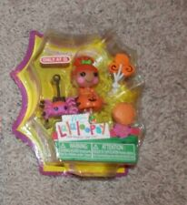 Lalaloopsy Mini HALLOWEEN PUMPKIN CANDLE LIGHT THINK HOLIDAYS LIMITED EDITION