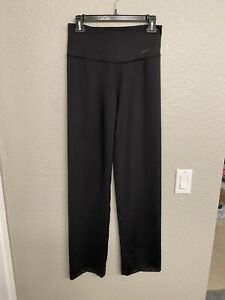Nike Dri-Fit Relaxed Yoga Training Pant Full Length Black Women's Medium NWT $60