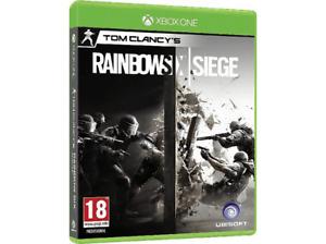 Xbox One Tom Clancy's Rainbow Six Siege