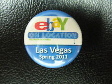 ebay Button - 2011 ON LOCATION in Las Vegas
