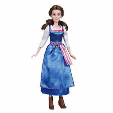 By Brand, Company, Character Dolls 2001 Disney Beauty And The Beast Princess Belle Porcelain Keepsake Doll New Rich And Magnificent