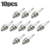 10Pcs Spark Plug For Stihl Hedge Trimmer Lawnmover Blower Chainsaw Model Pack UK