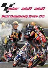 MotoGP Moto 2/3 Official Review 2012 DVD - VGC