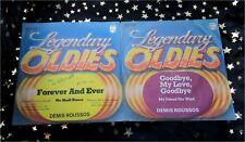 2 top singles Legendary Oldies-Classique Série * DEMIS ROUSSOS généraux Forever and ever