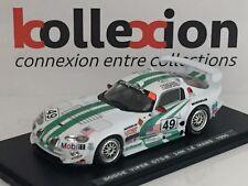 MINICHAMPS DODGE Viper GTS-R n°49 Le Mans 1996 1.43