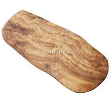 "OLIVE WOOD EXTRA LARGE CUTTING / CHEESE BOARD 20"" / 50cm  (OL083)"