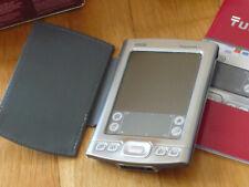 PalmOne Tungsten PDA Handheld - mit Folie  - Klassiker - Vintage m. Ladestation