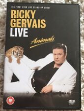 Ricky Gervais: Animals - Live (DVD)