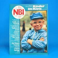 NBI 44/1983 - Waren Müritz Halle Berlin Treptow Helmholtzplatz - DDR-Zeitschrift