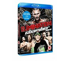 Official WWE - Elimination Chamber 2014 Blu-Ray