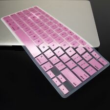 "METALLIC PINK Keyboard Cover Skin for Old Macbook Air 13"" A1369"