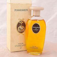 Vintage Corday Possession 4oz Eau de Corday rare!