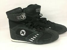 Ringside Power Boxing Shoes - Black - Size 8 - New/Other