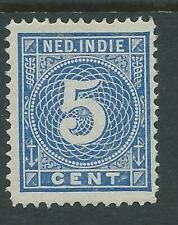 1883TG Nederland Indie Nr.22  postfris, zie foto's net zegel.