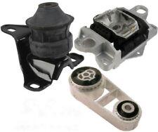 for 00-07 Ford Mondeo// Jaguar X-Type 2.5L Engine Motor /& Trans Mount 2PCS 3.0L