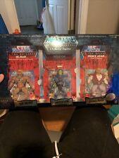 MOTU, Commemorative 5-pack, Prince Adam, Masters Of The Universe MISB, Box, MOC