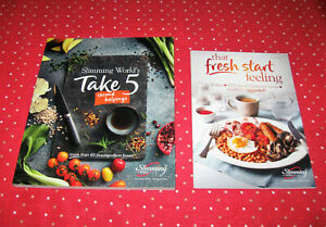 New! Slimming World  Cookbook,Take 5 Feasts, 60 Five Ingredient Recipes