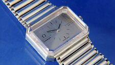 RARE Vintage Ladies Omega De Ville - Jeux D'Argent Sterling Silver Watch New NOS