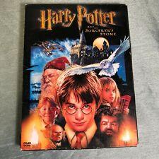 Harry Potter and the Sorcerer's Stone (DVD, 2002, 2-Disc Set, Full Frame)