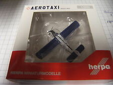 Herpa 1:200 555999 Aerotaxi Antonov AN-2 NEU OVP