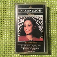 Dorothy Lamour Collection inc It Had to Be You + Cassette Tape - TESTED