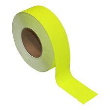 Antirutschband Universal fluoreszierendes Gelb 25mm Klebeband Selbstklebend 18m