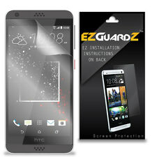 2X EZguardz LCD Screen Protector Cover HD 2X For HTC Desire 530 (Ultra Clear)