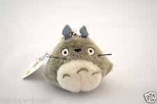 My Neighbor Giant Totoro Soft Key Charm Miniture Plush Doll Studio Ghibli Japan