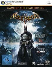 BATMAN ARKHAM ASYLUM GOTY Game of the Year Edition Top Zustand