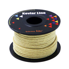 100ft 380lb Braided Kevlar Line for Outdoor Sports Kite String Fishing Camping
